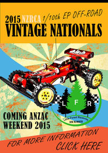 NZRCA Vintage EP Off-Road Nationals