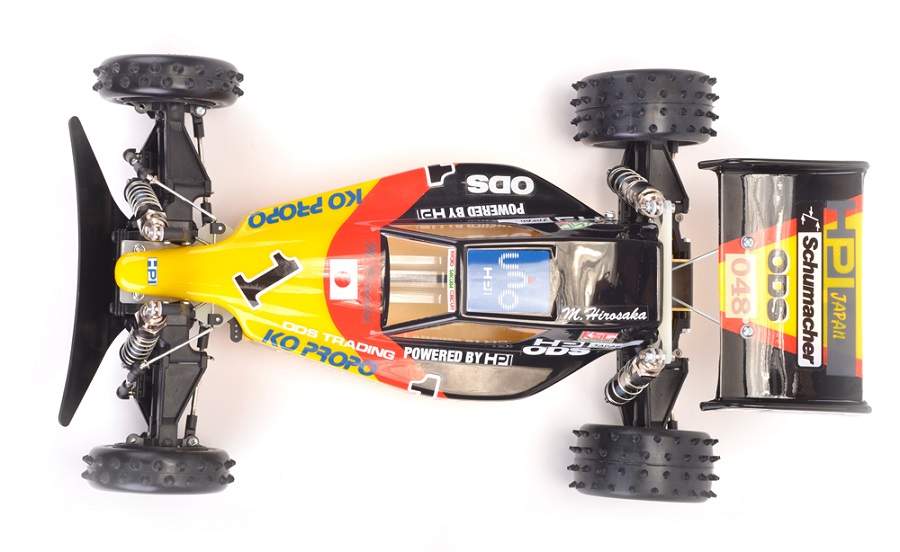 shumaker m12 rc car